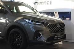 Hyundai Tucson 1,6 CRDi 136 N-Line Limited DCT