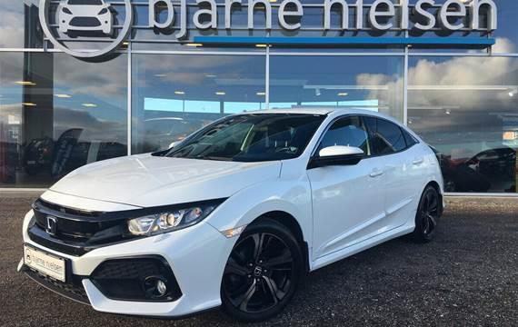 Honda Civic 1,0 VTEC Turbo Elegance