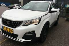 Peugeot 3008 1,6 BlueHDi 120 Allure EAT6 Van