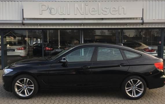 BMW 320d 2,0 Gran Turismo aut.