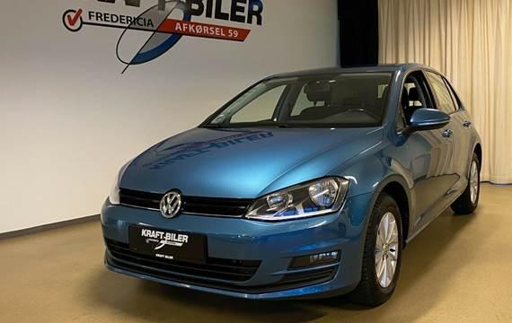 VW Golf VII 1,6 TDi 110 Comfortline BMT