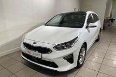 Kia Ceed 1,6 CRDi 136 Intro Edition SW
