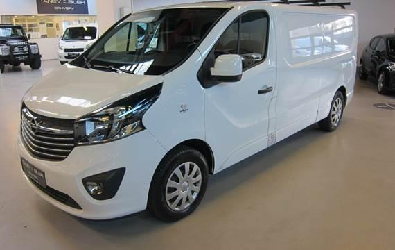 Opel Vivaro 1,6 CDTi 140 Sportive L2H1
