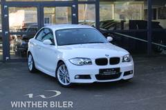 BMW 120d 2,0 Coupé