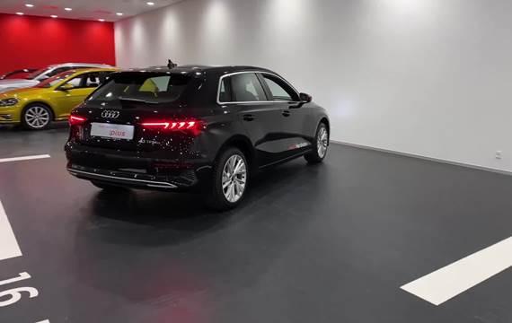 Audi A3 TFSi e SB S-tr.