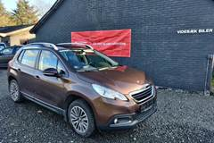 Peugeot 2008 1,2 VTi 82 Active Motion
