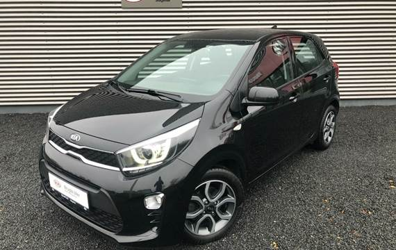 Kia Picanto 1,0 MPi Collection