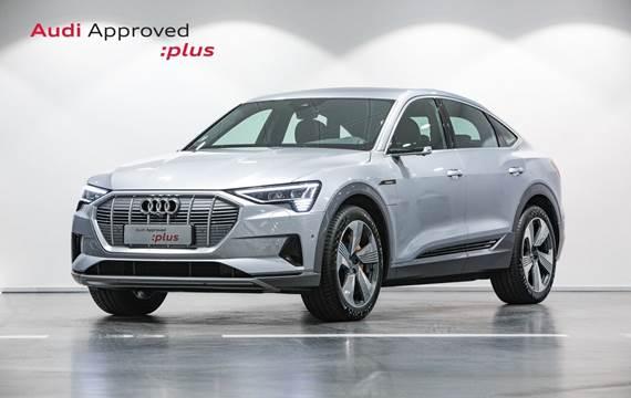 Audi e-tron Advanced Prestige Sportback quattro