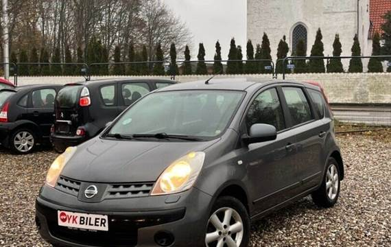 Nissan Note 1,5 dCi 86 Acenta