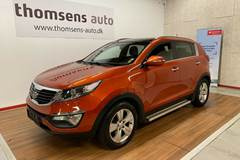 Kia Sportage 1,7 CRDi 115 Exclusive