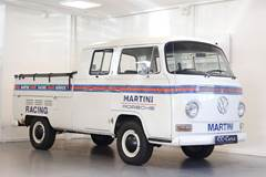 VW T2 1,6 Pick-up Db.Kab