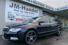Skoda Superb 2,0 TDi 140 Ambition Combi