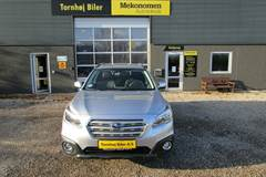 Subaru Outback 2,5 Summit CVT