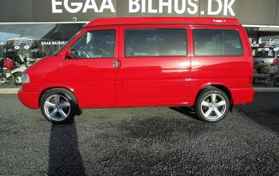 VW Multivan 2,5 TDi 150