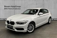 BMW 118d 2,0 Connected aut.