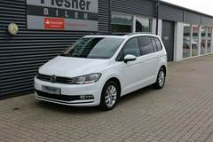 VW Touran 1,6 TDi 115 Highline DSG