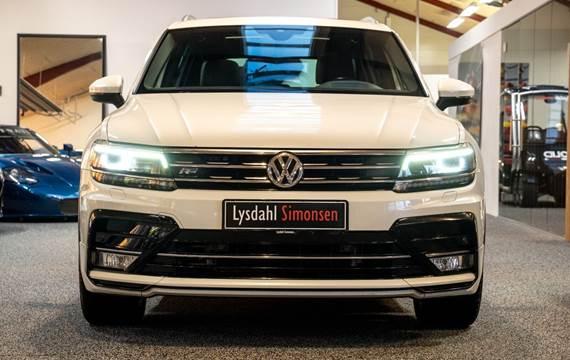 VW Tiguan 2,0 TDi 240 R-line DSG 4M