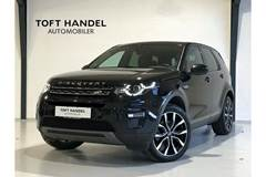 Land Rover Discovery Sport 2,0 TD4 180 SE aut.