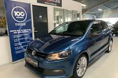 VW Polo 1,4 TSi 150 BlueGT DSG Van
