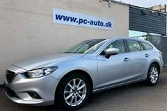 Mazda 6 2,2 Sky-D 150 Core Busin. stc. aut