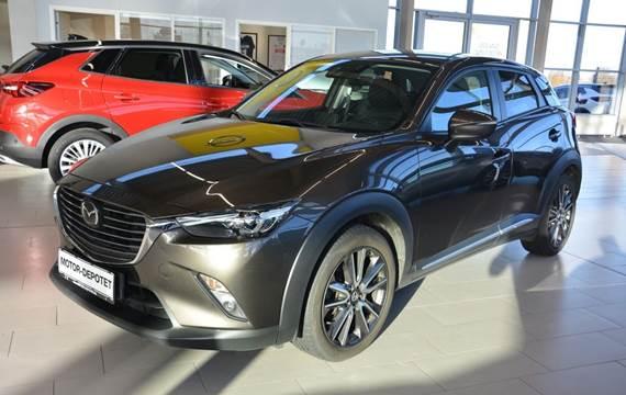 Mazda CX-3 2,0 Sky-G 120 Optimum aut.