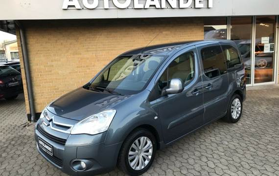 Citroën Berlingo 1,6 HDi 110 Multispace 7prs
