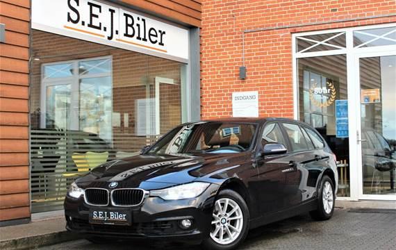 BMW 320d 2,0 Touring aut.