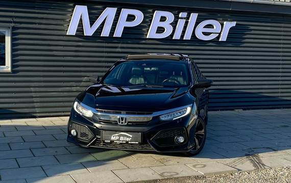 Honda Civic 1,5 VTEC Turbo Sport Prestige CVT