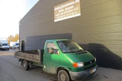 VW Transporter 2,4 Lang  D m/Airbag m/ABS  Ladv./Chas.