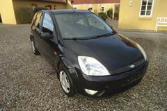 Ford Fiesta 1,4 Person bil