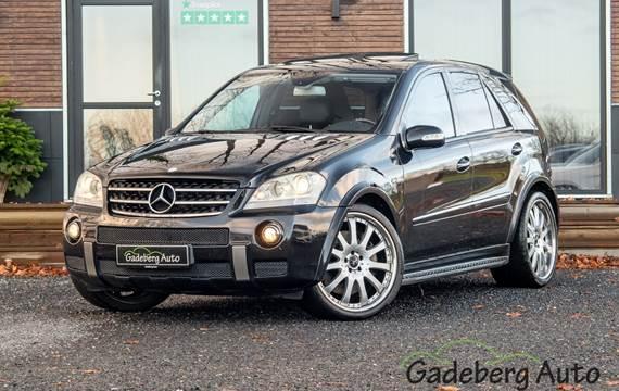 Mercedes ML63 6,3 AMG aut. 4-M Van