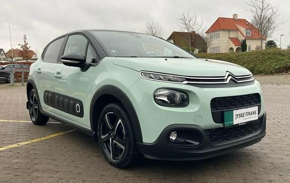 Citroën C3 1,2 PT 110 Feel+