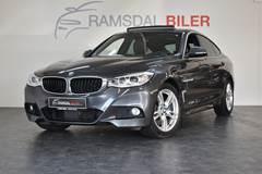 BMW 335i 3,0 Gran Turismo M-Sport xDrive
