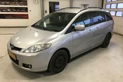 Mazda 5 2,0 DE 143 Sport Van