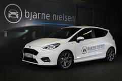Ford Fiesta 1,0 EcoBoost mHEV ST-Line