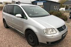 VW Touran 1,9 TDi 105 Highline Van
