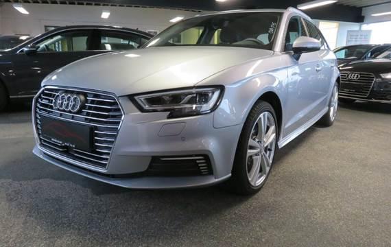 Audi A3 TFSi e Prestige Sportback S-tr.