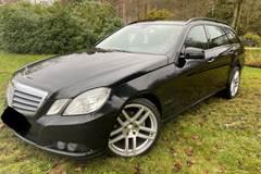 Mercedes E200 2,2 CDi stc. aut. BE