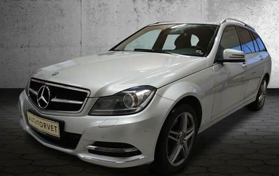 Mercedes C350 3,0 CDi Avantgarde stc. aut. BE