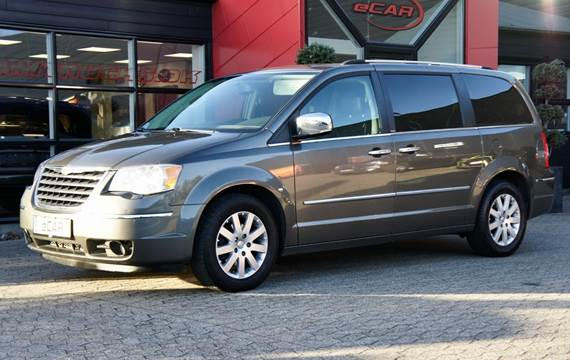 Chrysler Grand Voyager 2,8 CRD 163 Limited aut.