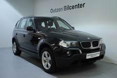 BMW X3 2,0 D xDrive
