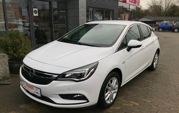 Opel Astra 1,0 T 105 Excite