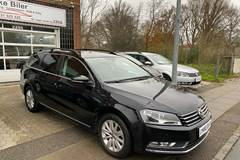 VW Passat 2,0 TDi 140 Highline DSG BMT