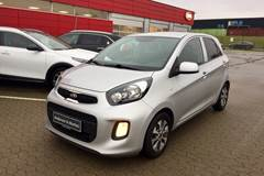 Kia Picanto MPI Attraction Plus 66HK 5d