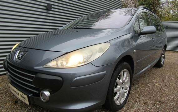 Peugeot 307 1,6 T6 HDi 90 stc.