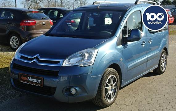 Citroën Berlingo 16V X-RAY Modutop