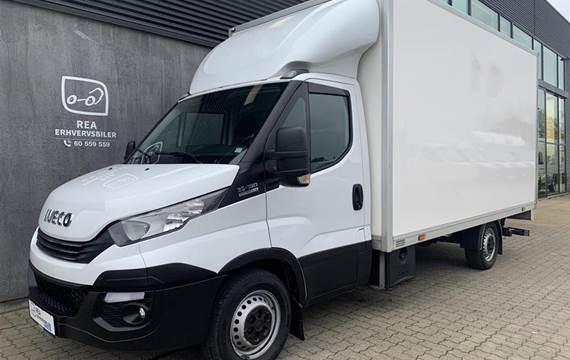 Iveco Daily 2,3 35S16 4100mm  D  Ladv./Chas. 8g Aut.