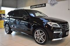 Mercedes ML63 5,5 AMG Performance aut.