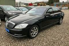 Mercedes S350 3,5 aut. BE lang