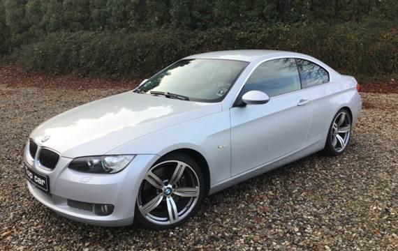BMW 335i 3,0 Coupé